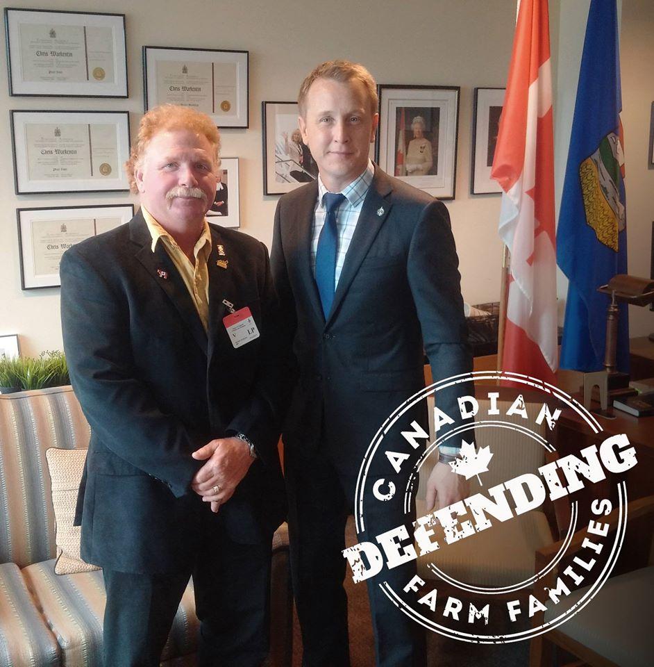 Canadian Cattlemen's Association new President