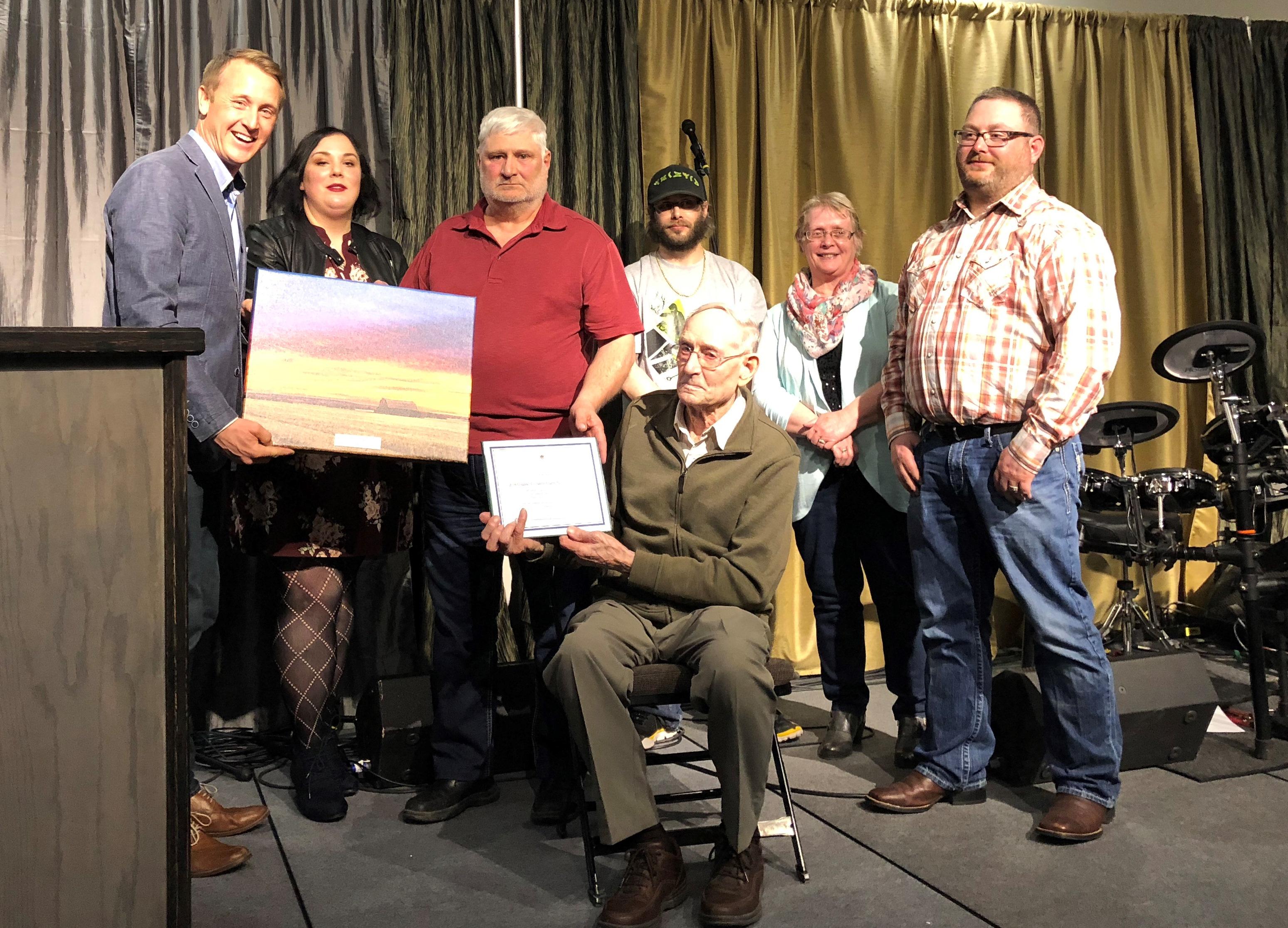 2018 County of Grande Prairie No. 1 Farm Family