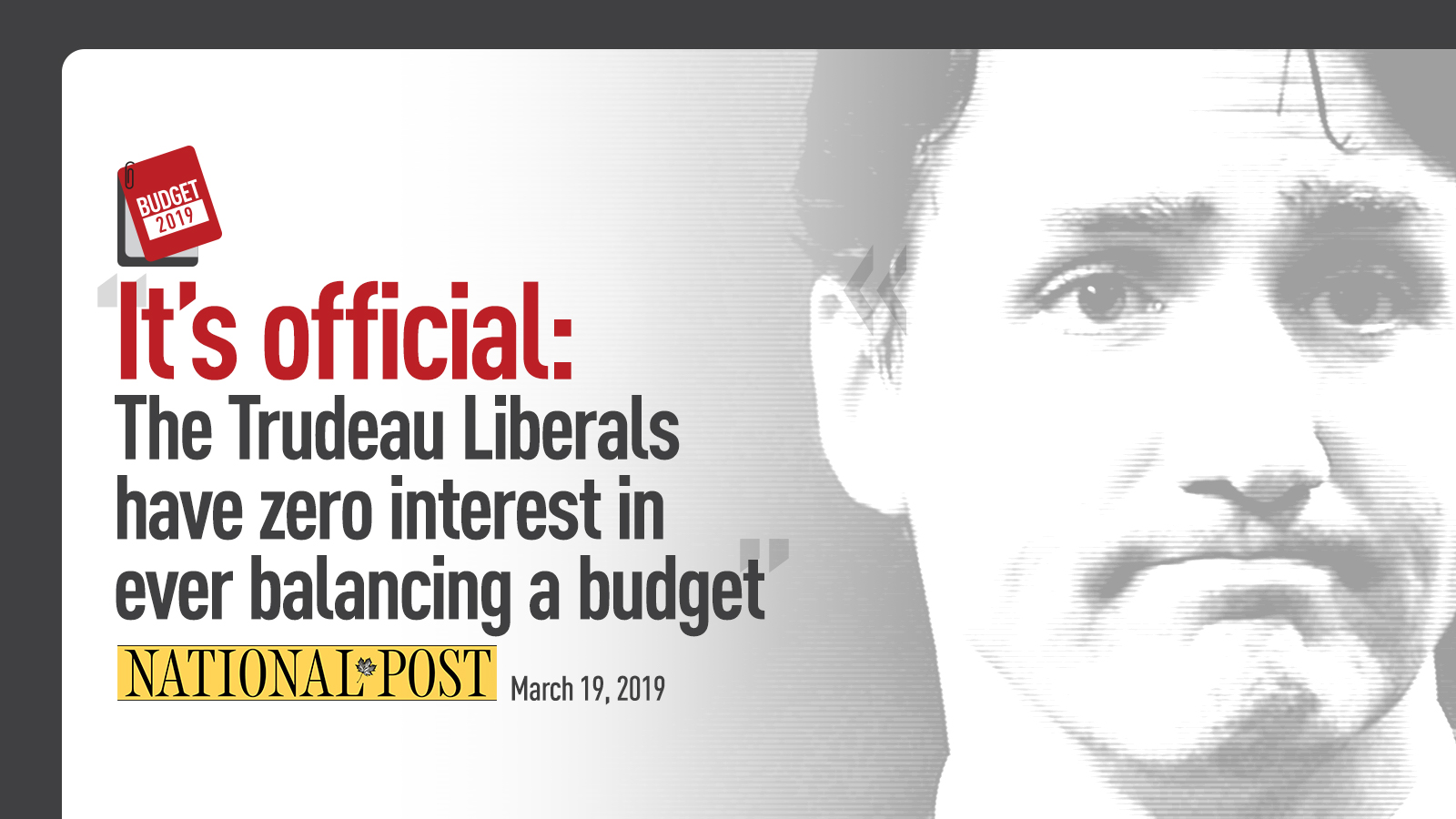 WARKENTIN RESPONDS TO THE LIBERAL BUDGET